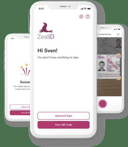 ZealiD Customers