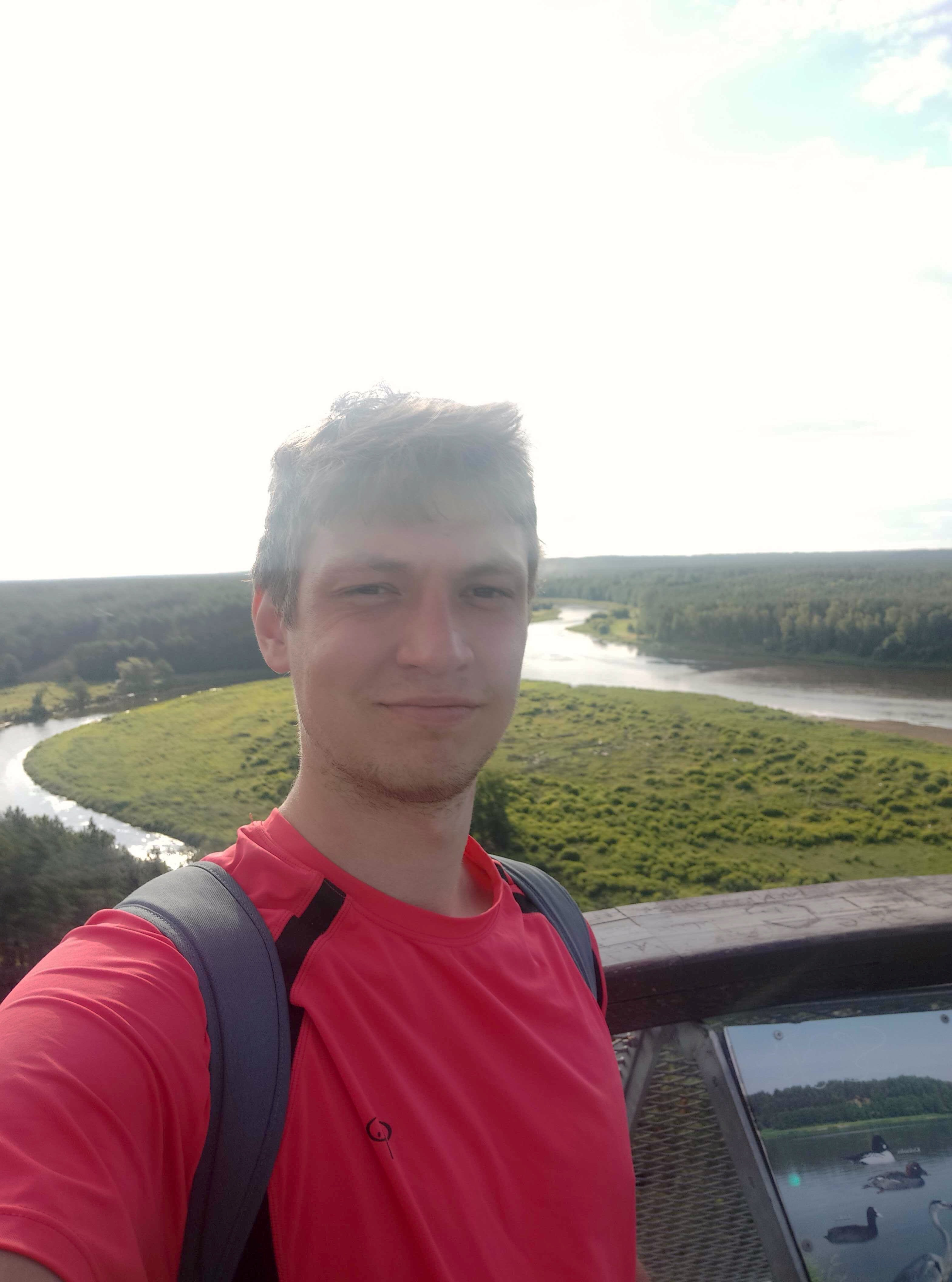 Meet Martynas, our new Mobile Developer.